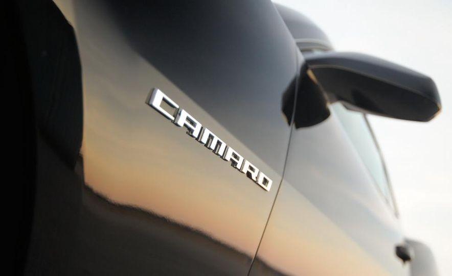 2012 Chevrolet Camaro Z28 (spy photo) - Slide 33