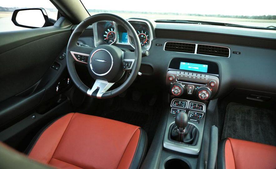 2012 Chevrolet Camaro Z28 (spy photo) - Slide 36