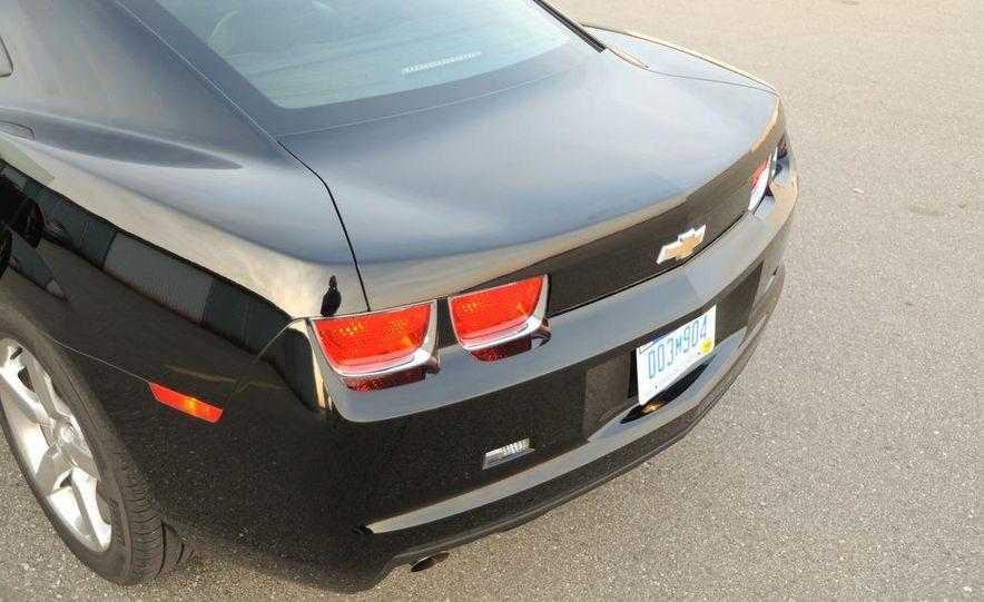 2012 Chevrolet Camaro Z28 (spy photo) - Slide 30