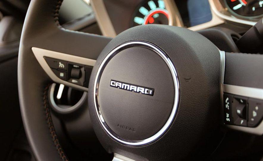 2012 Chevrolet Camaro Z28 (spy photo) - Slide 38