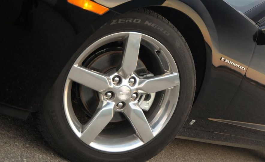 2012 Chevrolet Camaro Z28 (spy photo) - Slide 32