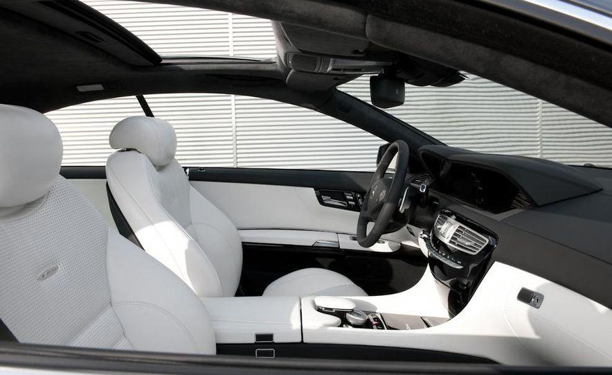 2011 Mercedes-Benz CL63 AMG - Slide 25