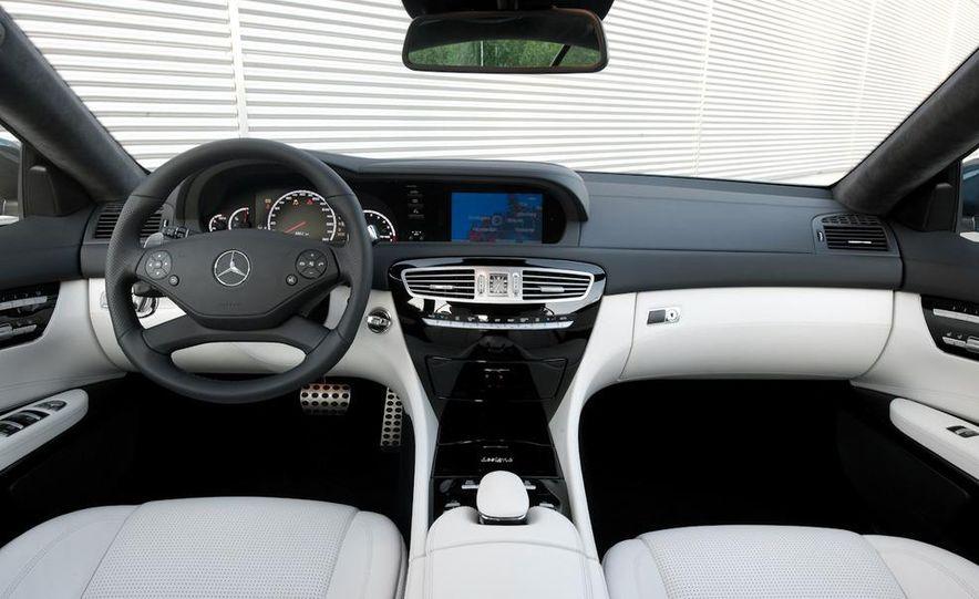 2011 Mercedes-Benz CL63 AMG - Slide 24