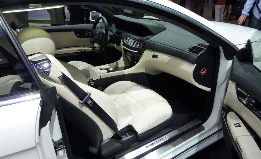 2011 Mercedes-Benz CL63 AMG - Slide 11