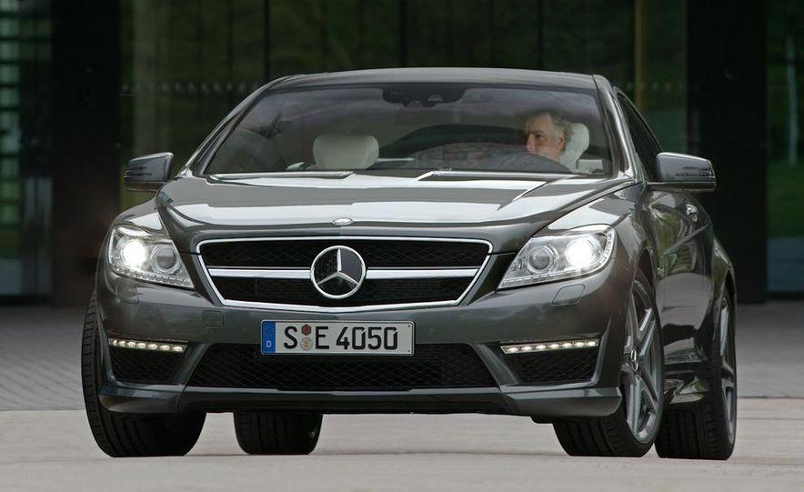 2011 Mercedes-Benz CL63 AMG - Slide 12