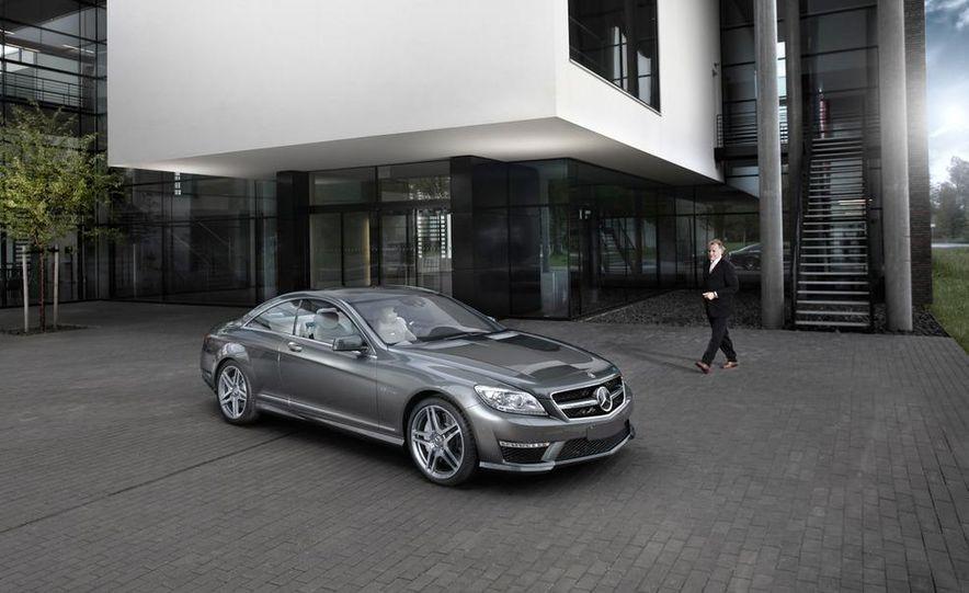 2011 Mercedes-Benz CL63 AMG - Slide 14