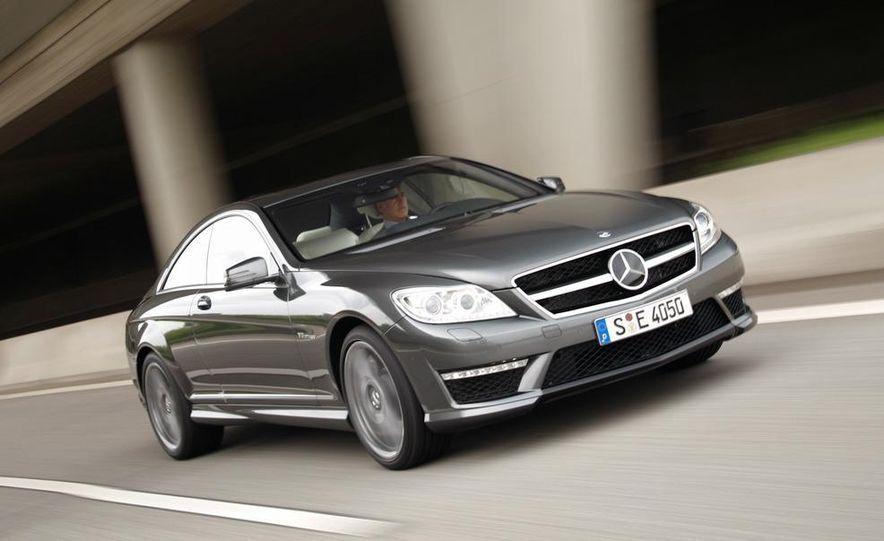 2011 Mercedes-Benz CL63 AMG - Slide 13