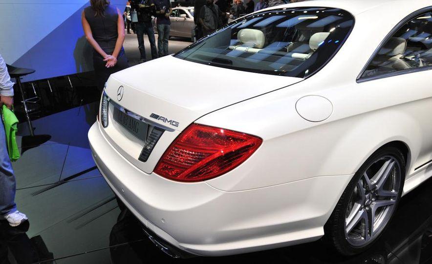 2011 Mercedes-Benz CL63 AMG - Slide 6