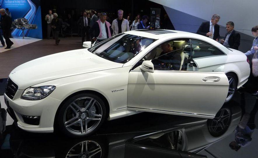2011 Mercedes-Benz CL63 AMG - Slide 4