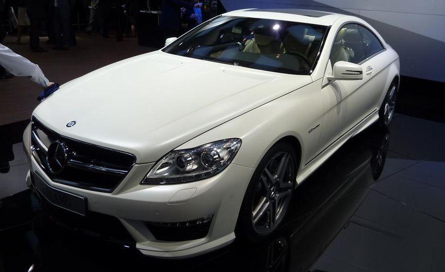 2011 Mercedes-Benz CL63 AMG - Slide 2
