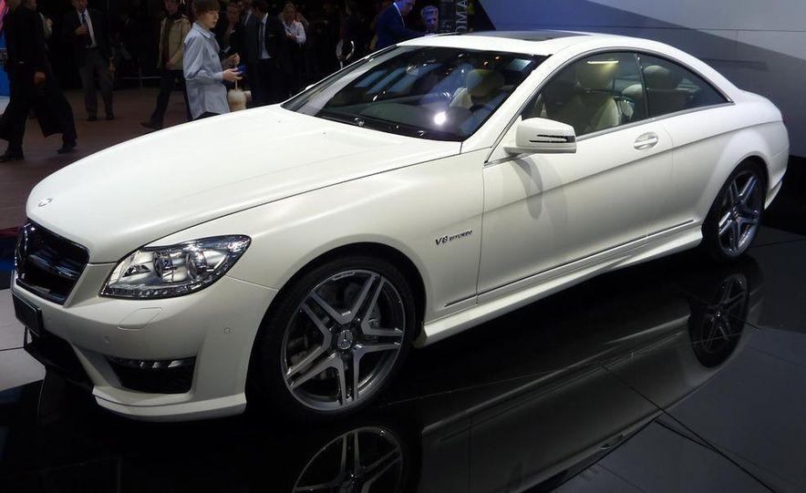 2011 Mercedes-Benz CL63 AMG - Slide 1