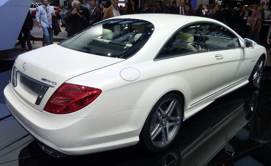 2011 Mercedes-Benz CL63 AMG - Slide 7