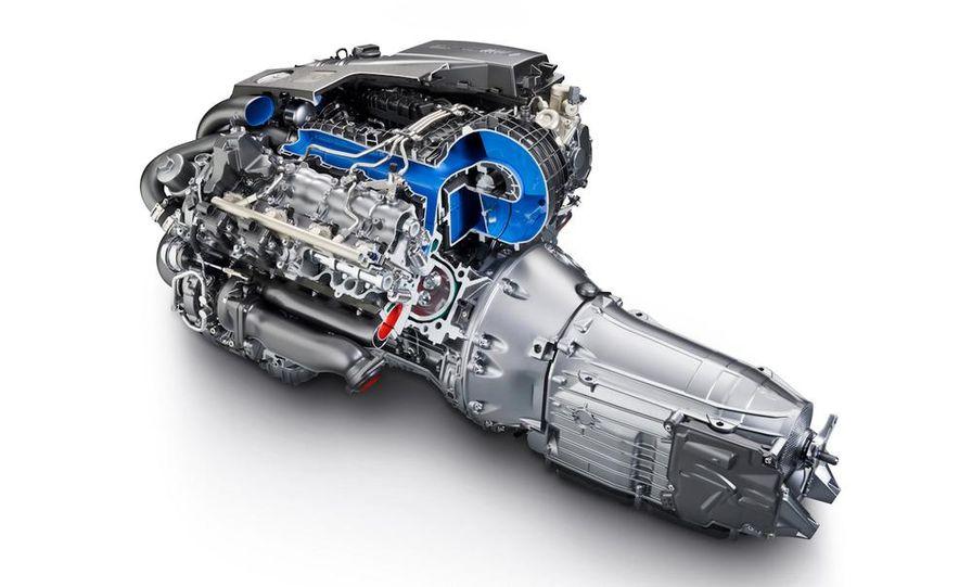 2011 Mercedes-Benz CL63 AMG - Slide 29