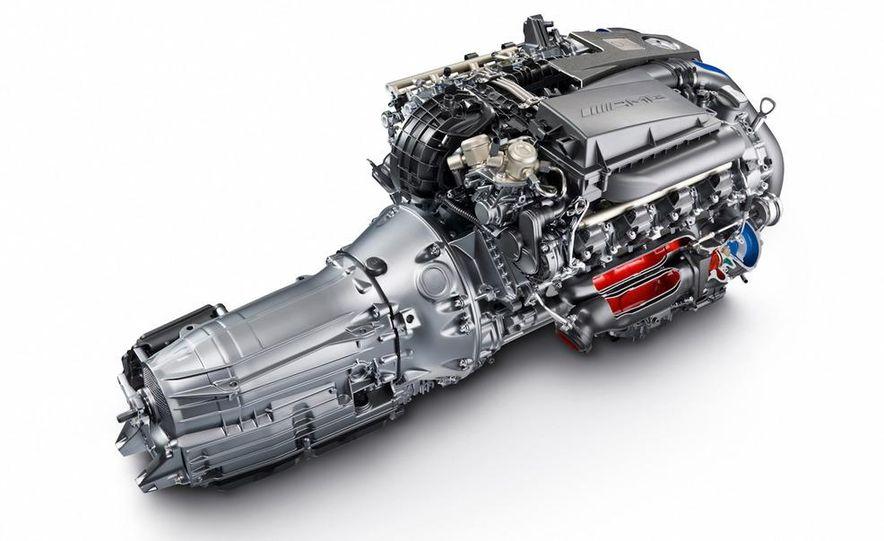 2011 Mercedes-Benz CL63 AMG - Slide 31