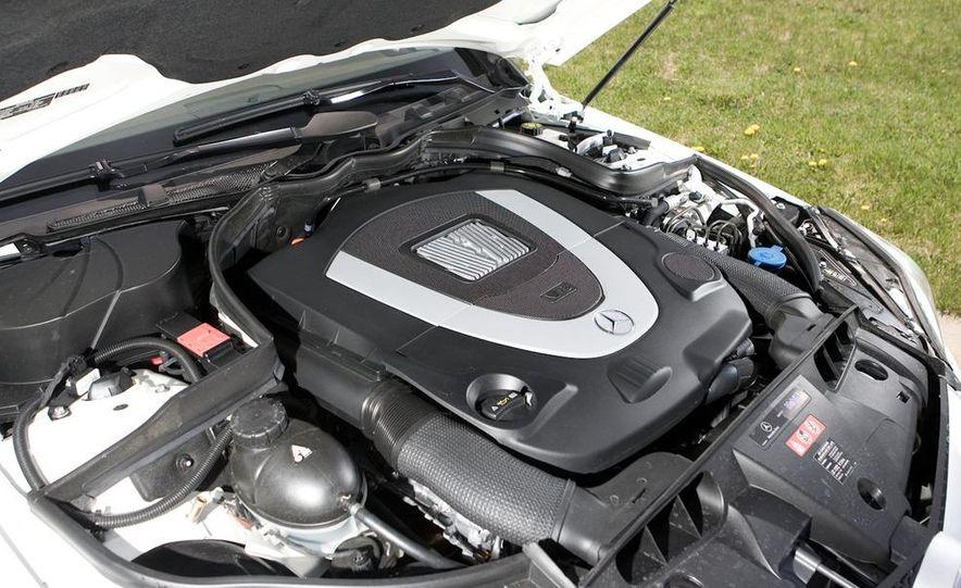2011 Mercedes-Benz E550 Cabriolet - Slide 26