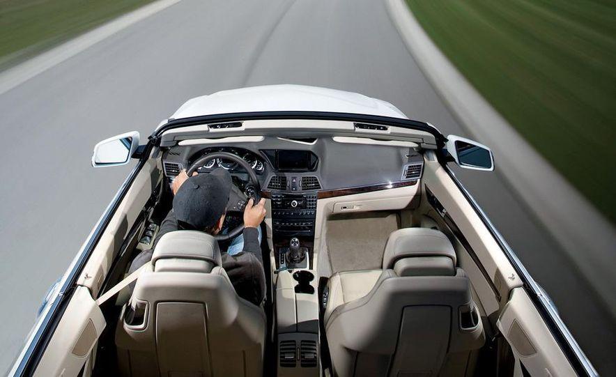 2011 Mercedes-Benz E550 Cabriolet - Slide 14