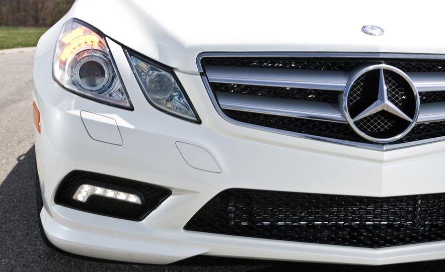 2011 Mercedes-Benz E550 Cabriolet - Slide 5