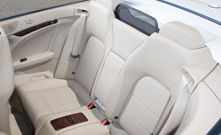 2011 Mercedes-Benz E550 Cabriolet - Slide 20