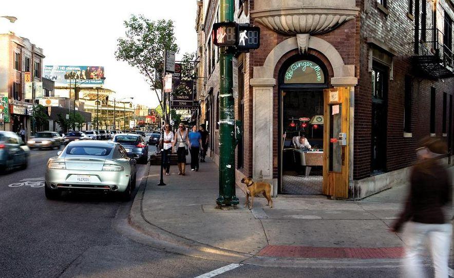 The GingerMan Tavern; Chicago, Illinois - Slide 1