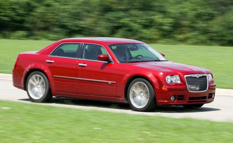2010 Chrysler 300C SRT8 - Slide 2