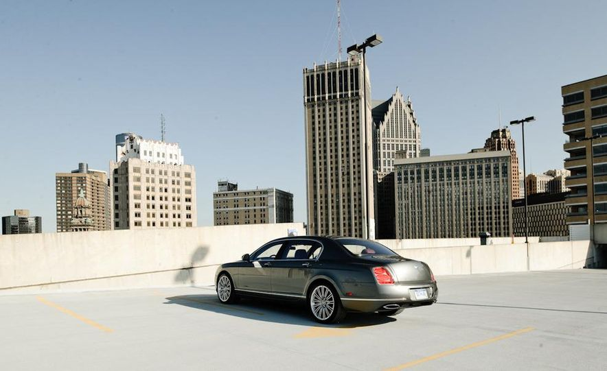 2011 Rolls-Royce Ghost and 2010 Bentley Continental Flying Spur Speed - Slide 5