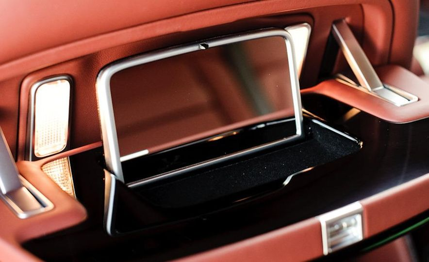 2011 Rolls-Royce Ghost and 2010 Bentley Continental Flying Spur Speed - Slide 19