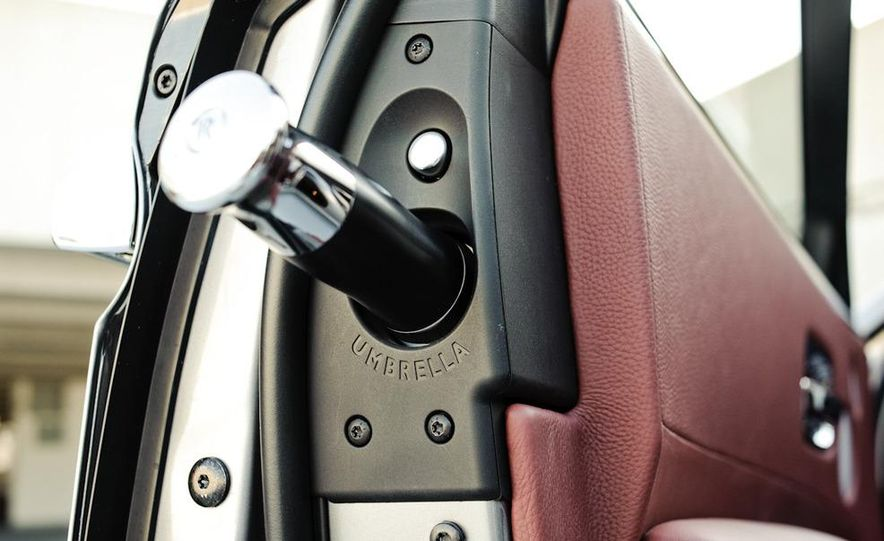 2011 Rolls-Royce Ghost and 2010 Bentley Continental Flying Spur Speed - Slide 26