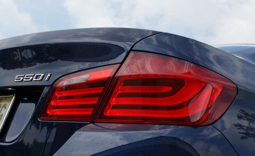 2011 BMW 550i automatic - Slide 13