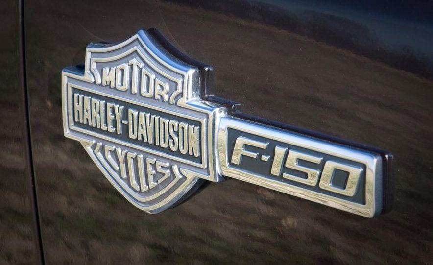 2011 Ford F-150 Harley-Davidson - Slide 31