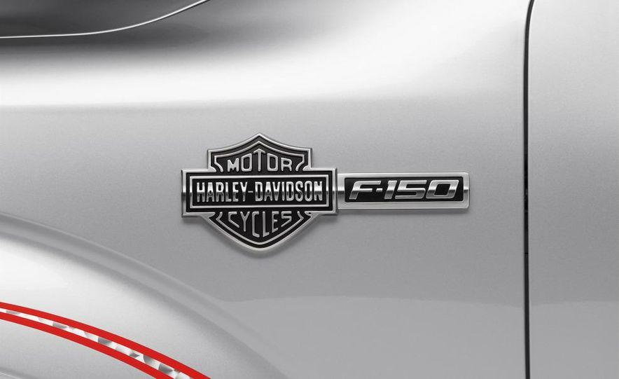 2011 Ford F-150 Harley-Davidson - Slide 5