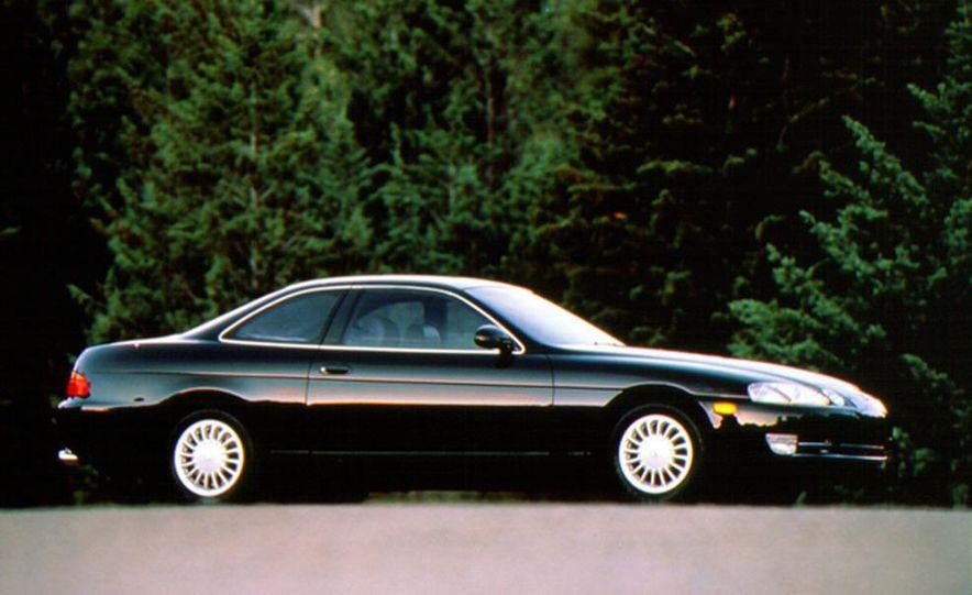1992–1997 Lexus SC300 - Slide 1