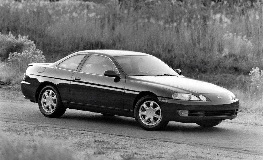 1992–1997 Lexus SC300 - Slide 3