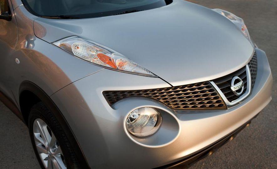 2011 Nissan Juke - Slide 12