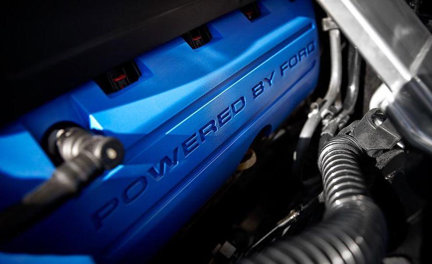 2012 Ford Mustang Boss 302 - Slide 29