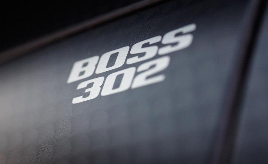2012 Ford Mustang Boss 302 - Slide 37