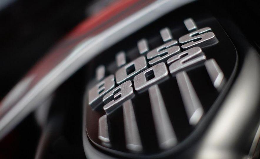 2012 Ford Mustang Boss 302 - Slide 23