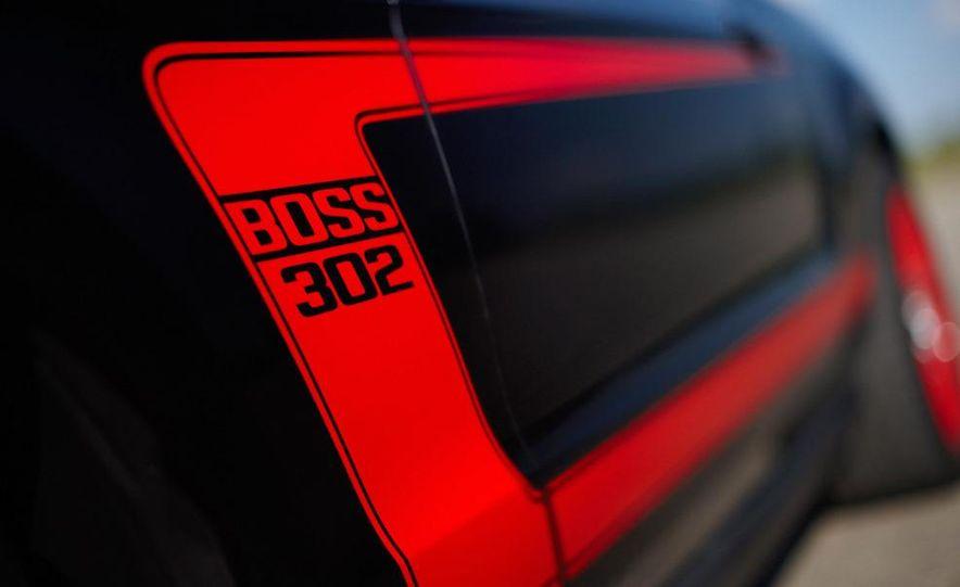 2012 Ford Mustang Boss 302 - Slide 53