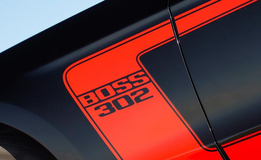 2012 Ford Mustang Boss 302 - Slide 54