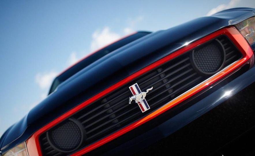 2012 Ford Mustang Boss 302 - Slide 51