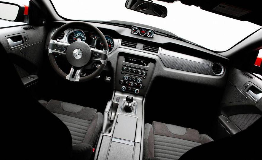2012 Ford Mustang Boss 302 - Slide 61