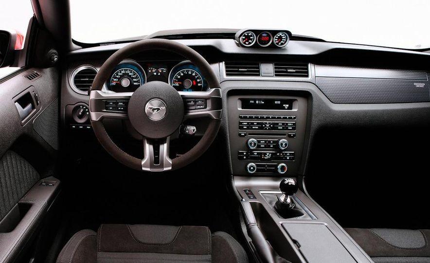 2012 Ford Mustang Boss 302 - Slide 62