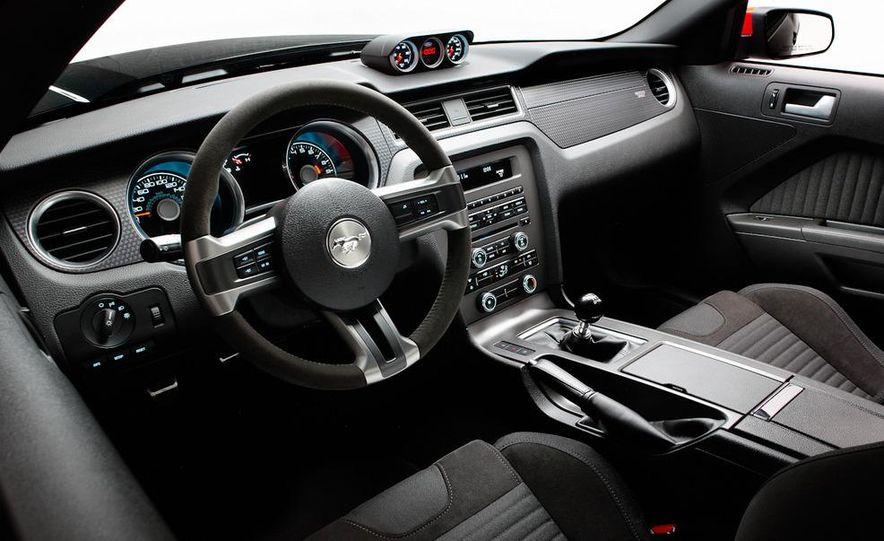 2012 Ford Mustang Boss 302 - Slide 63