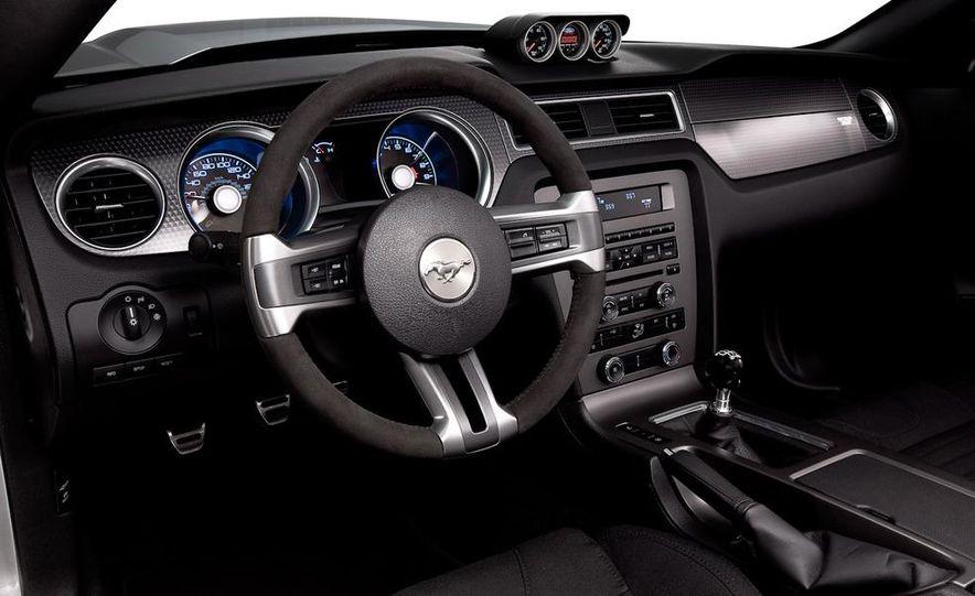 2012 Ford Mustang Boss 302 - Slide 64