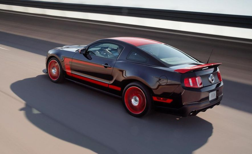 2012 Ford Mustang Boss 302 - Slide 43