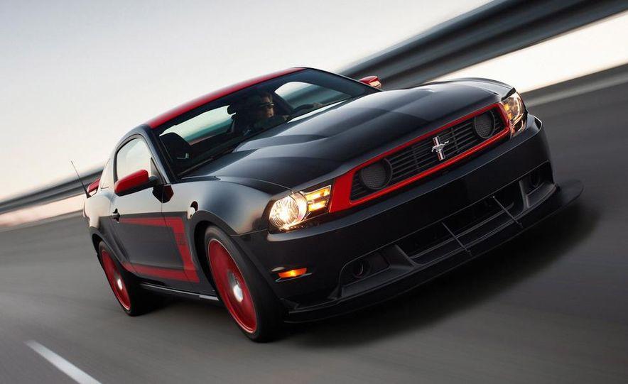 2012 Ford Mustang Boss 302 - Slide 39