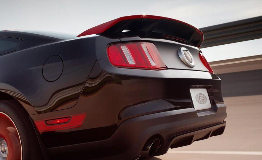 2012 Ford Mustang Boss 302 - Slide 44