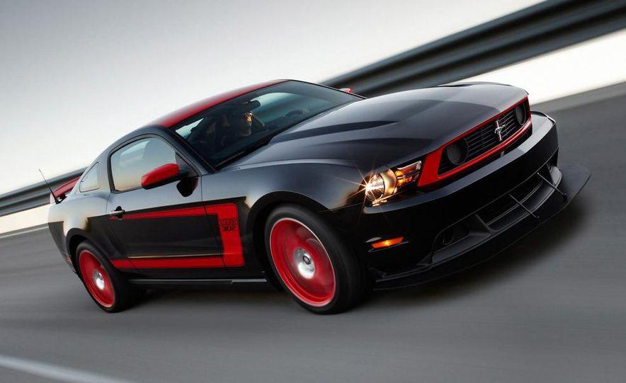 2012 Ford Mustang Boss 302 - Slide 40
