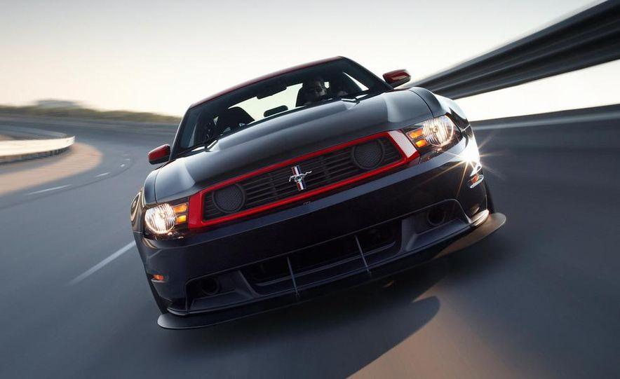 2012 Ford Mustang Boss 302 - Slide 41