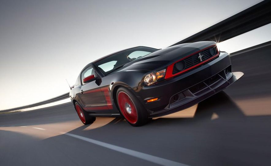 2012 Ford Mustang Boss 302 - Slide 42