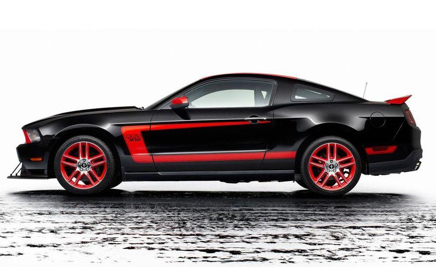 2012 Ford Mustang Boss 302 - Slide 47
